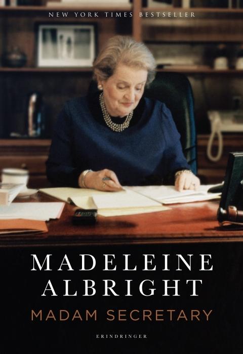 madeleine albright Madam secretary (e-bog) fra bogreolen.dk