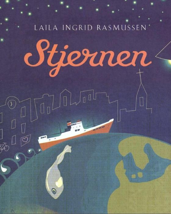 laila ingrid rasmussen – Stjernen (lydbog) fra bogreolen.dk
