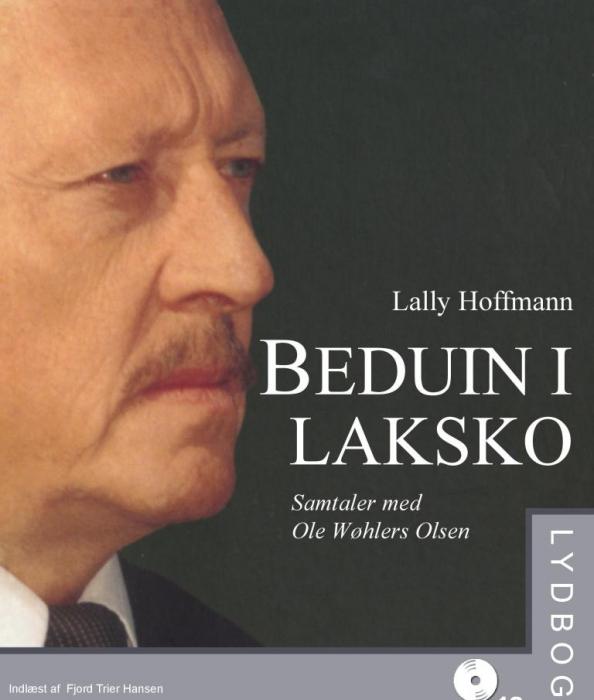 lally hoffmann Beduin i laksko (lydbog) på bogreolen.dk