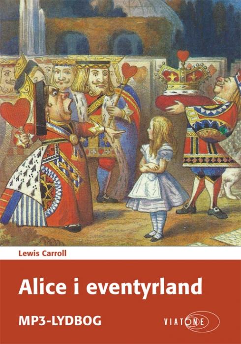 lewis carroll – Alice i eventyrland (lydbog) på tales.dk