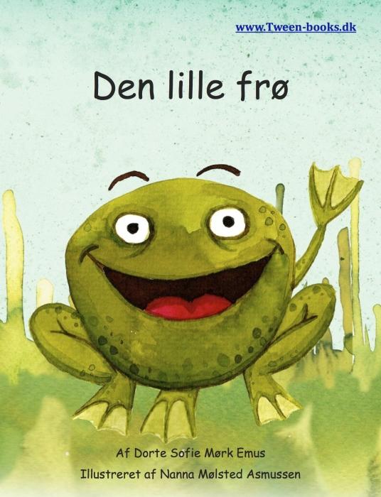 Den lille frø (e-bog) fra dorte sofie mørk emus fra tales.dk