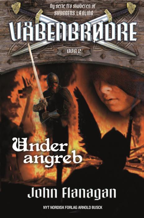 Våbenbrødre 2 - under angreb (e-bog) fra john flanagan fra tales.dk