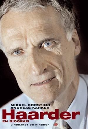 andreas karker – Haarder - en biografi (lydbog) fra tales.dk