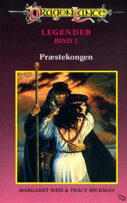 margaret weis – Dragonlance legender #2: præstekongen (lydbog) på bogreolen.dk