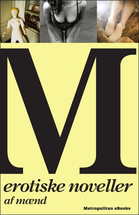 Billede af M - Erotiske noveller af mænd (E-bog)