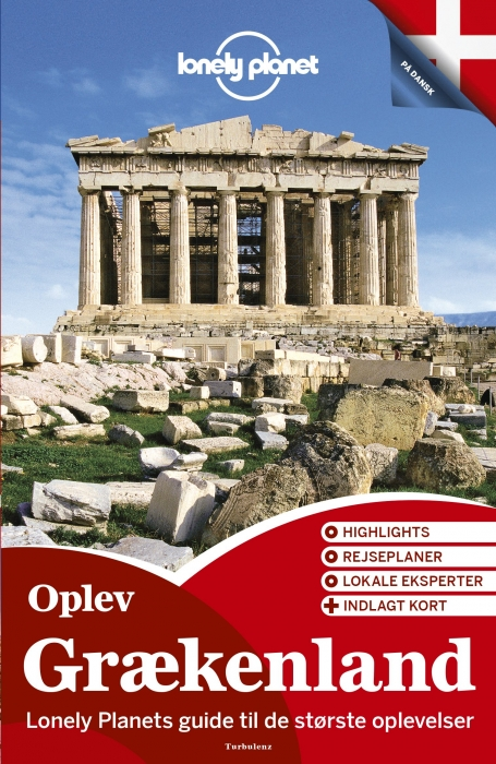 Oplev Grækenland (Lonely Planet) (E-bog)