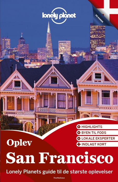 Oplev San Francisco (Lonely Planet) (E-bog)