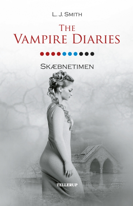 The vampire diaries #10: skæbnetimen (lydbog) fra l. j. smith fra bogreolen.dk
