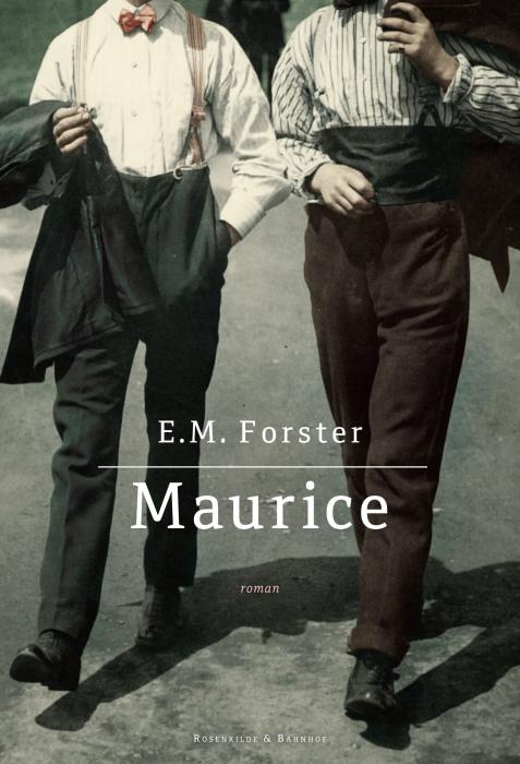 e.m. forster – Maurice (lydbog) på bogreolen.dk