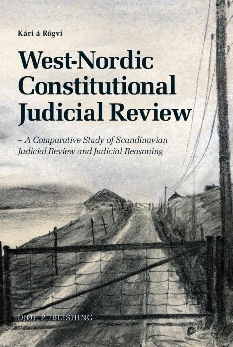 kari a rogvi West-nordic constitutional judicial review (e-bog) på bogreolen.dk