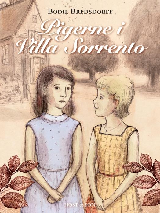 Pigerne i villa sorrento (e-bog) fra bodil bredsdorff på bogreolen.dk