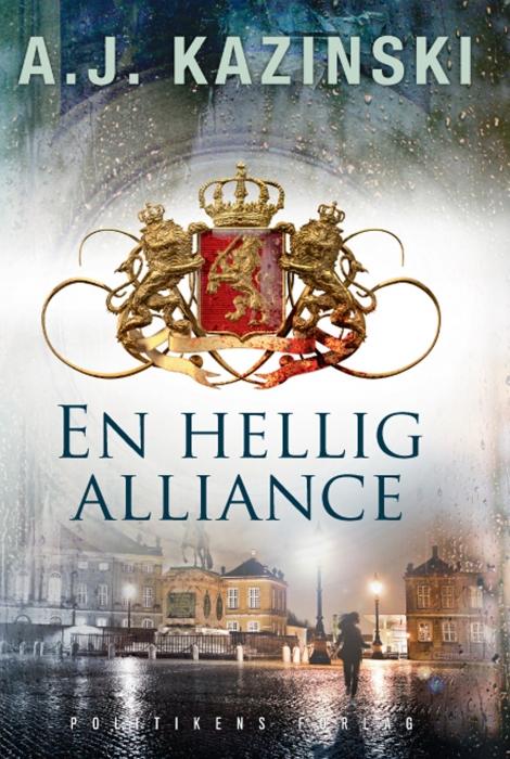 a.j. kazinski – En hellig alliance (e-bog) fra bogreolen.dk