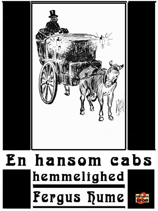 fergus hume En hansom cabs hemmelighed (e-bog) fra bogreolen.dk