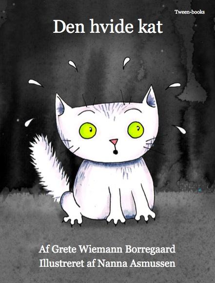grete wiemann borregaard Den hvide kat (e-bog) på bogreolen.dk
