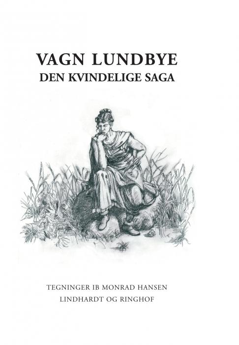 vagn lundbye – Den kvindelige saga (e-bog) på bogreolen.dk