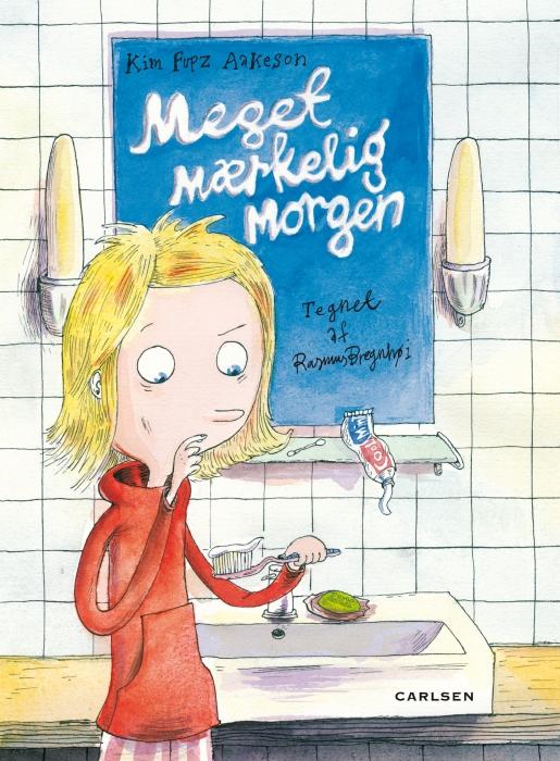 kim fupz aakeson Meget mærkelig morgen (e-bog) på bogreolen.dk
