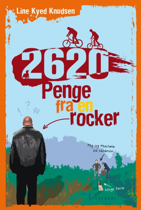 Image of   2620 1 - Penge fra en rocker (E-bog)