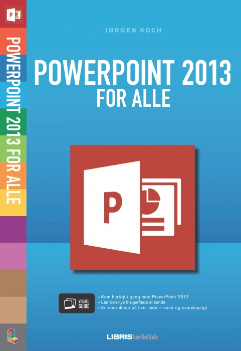 jørgen koch Powerpoint 2013 (e-bog) på bogreolen.dk