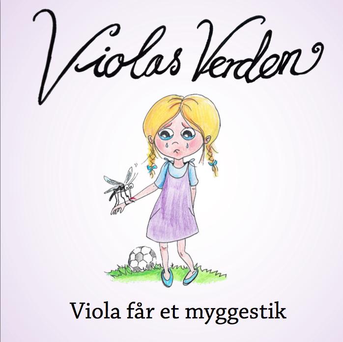 Viola får et myggestik (e-bog) fra christina mathiesen på bogreolen.dk