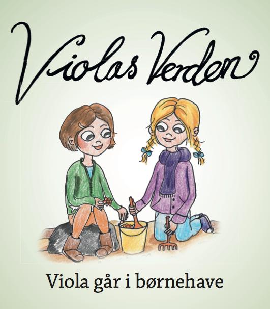 christina mathiesen – Viola går i børnehave (e-bog) fra bogreolen.dk