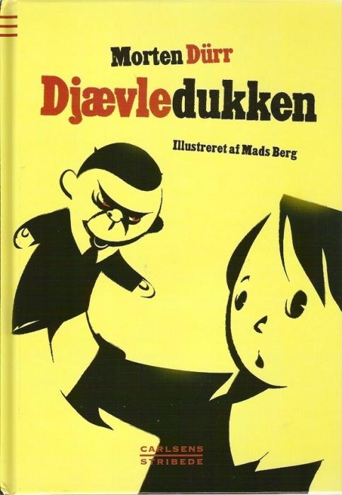 morten dürr Djævledukken (lydbog) på bogreolen.dk