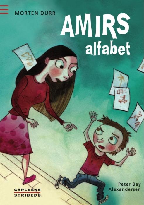 Amirs alfabet (lydbog) fra morten dürr på bogreolen.dk