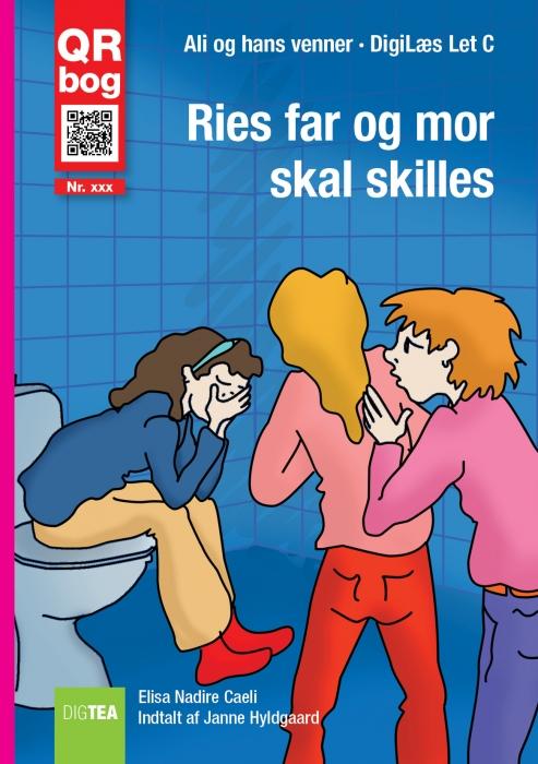 elisa nadire caeli Ries mor og far skal skilles (e-bog) fra bogreolen.dk
