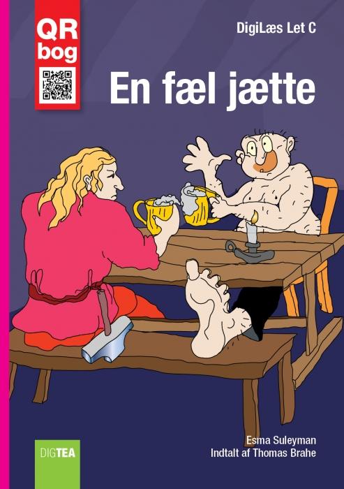 esma suleyman – En fæl jætte - læs med lyd (e-bog) på bogreolen.dk
