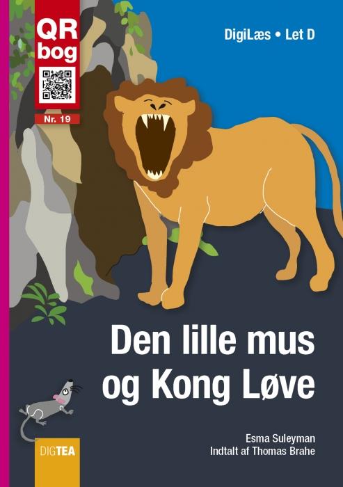 Den lille mus og kong løve (e-bog) fra esma suleyman på bogreolen.dk