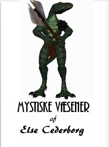 MYSTISKE VÆSENER (E-bog)