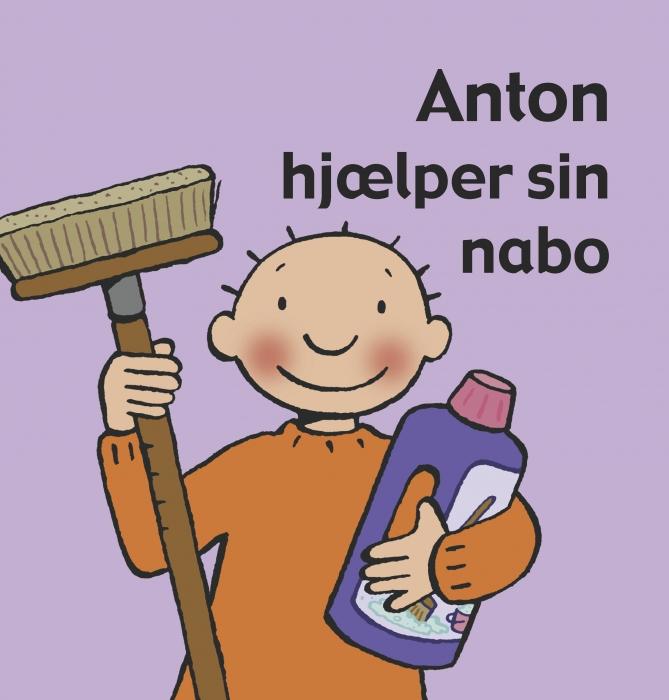 Image of Anton hjælper sin nabo (E-bog)