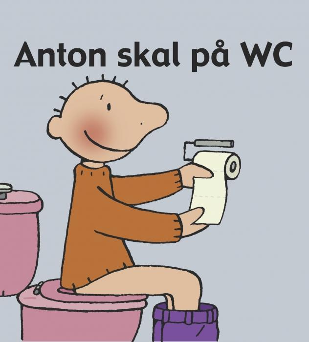 Image of Anton skal på WC (E-bog)