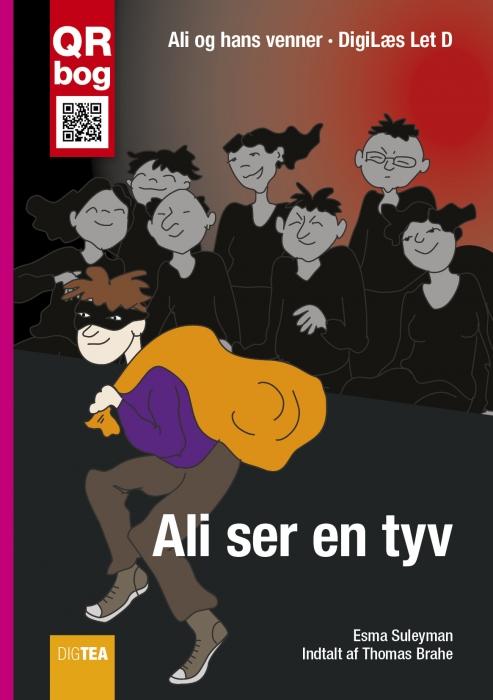 esma suleyman – Ali ser en tyv (e-bog) fra bogreolen.dk
