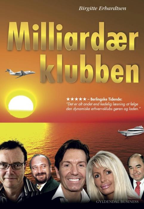 birgitte erhardtsen milliardærklubben (e-bog)
