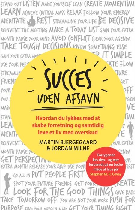 jordan milne – Succes uden afsavn (e-bog) på bogreolen.dk
