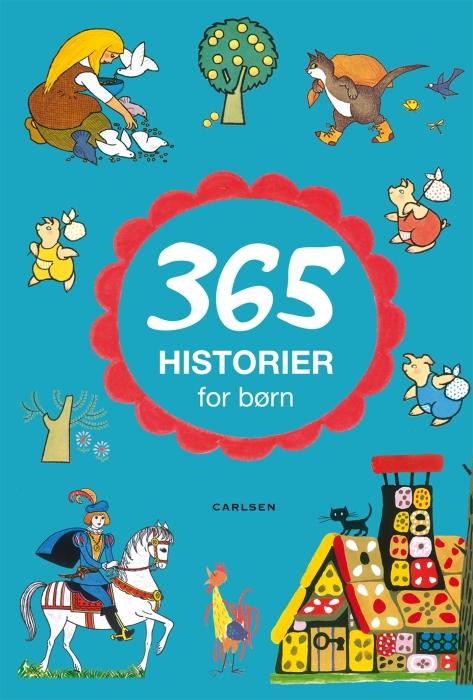 h.c. andersen – 365 historier for børn (e-bog) på bogreolen.dk