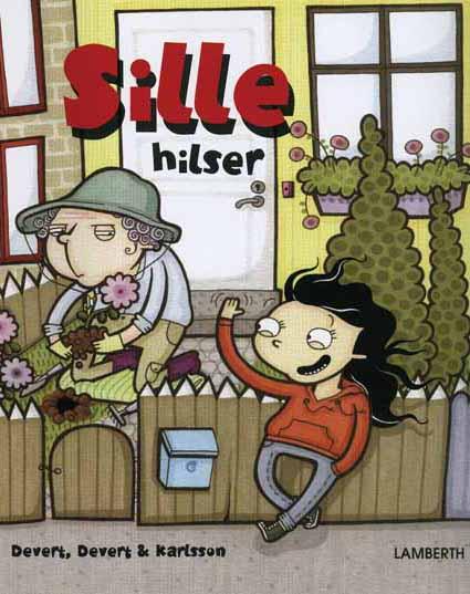 Image of Sille læser (E-bog)