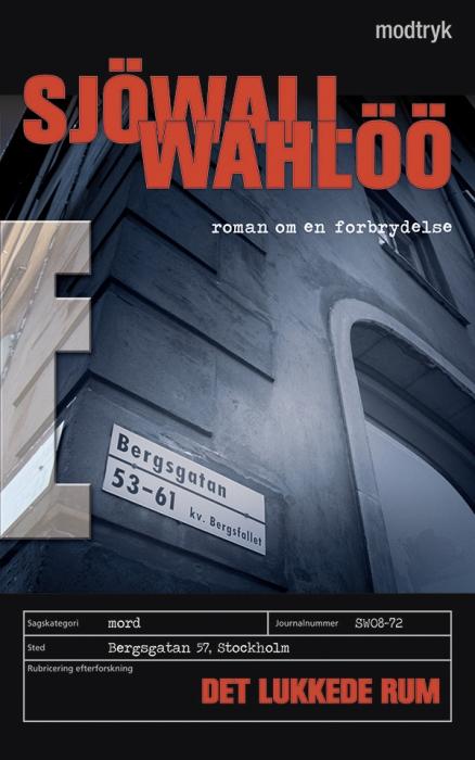 maj sjowall – Det lukkede rum (e-bog) på bogreolen.dk
