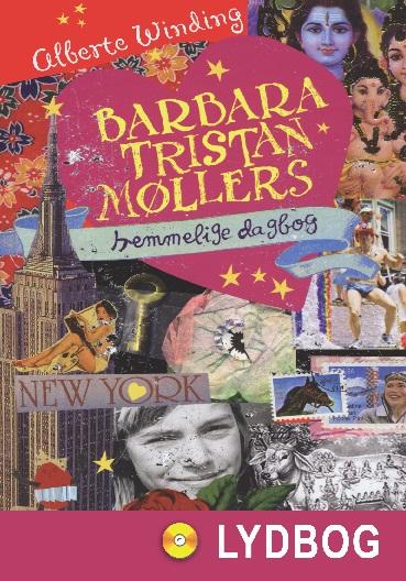 Image of Barbara Tristian Møllers hemmelige dagbog (Lydbog)