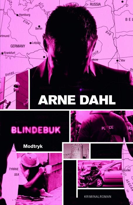 Blindebuk (lydbog) fra arne dahl på bogreolen.dk