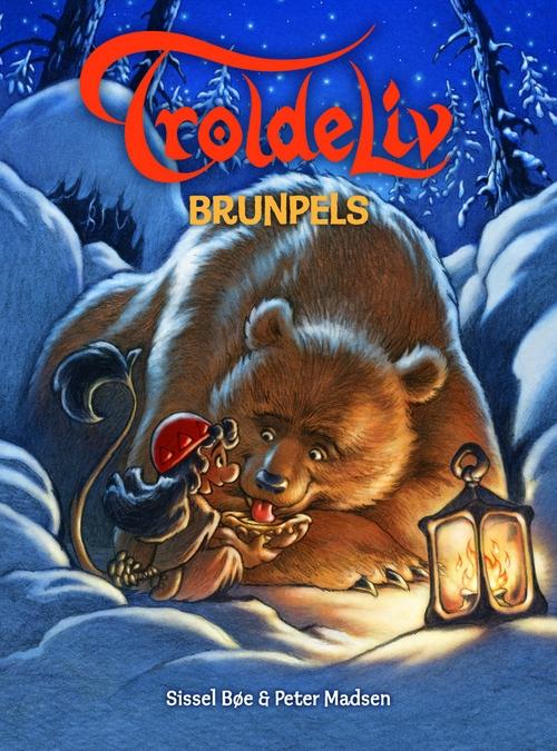 sissel bøe Troldeliv 10 - brunpels (lydbog) på bogreolen.dk
