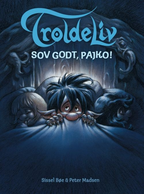 Troldeliv 6 - sov godt, pajko! (lydbog) fra sissel bøe fra bogreolen.dk