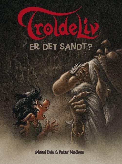 Troldeliv 7 - er det sandt (lydbog) fra sissel bøe fra bogreolen.dk