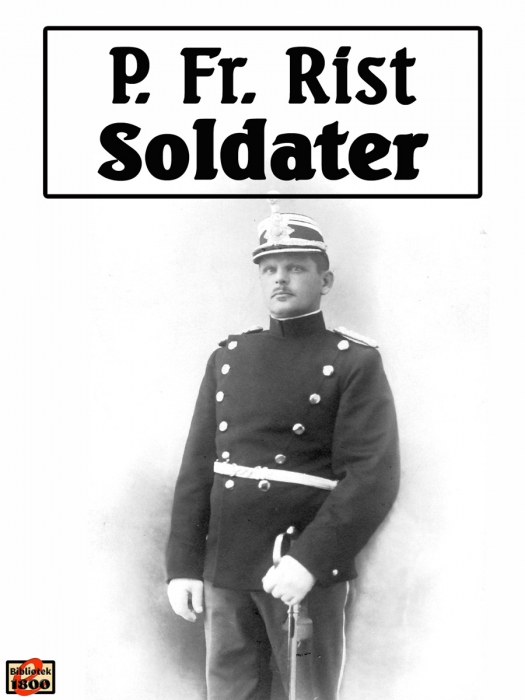 Soldater (e-bog) fra p. fr. rist fra bogreolen.dk