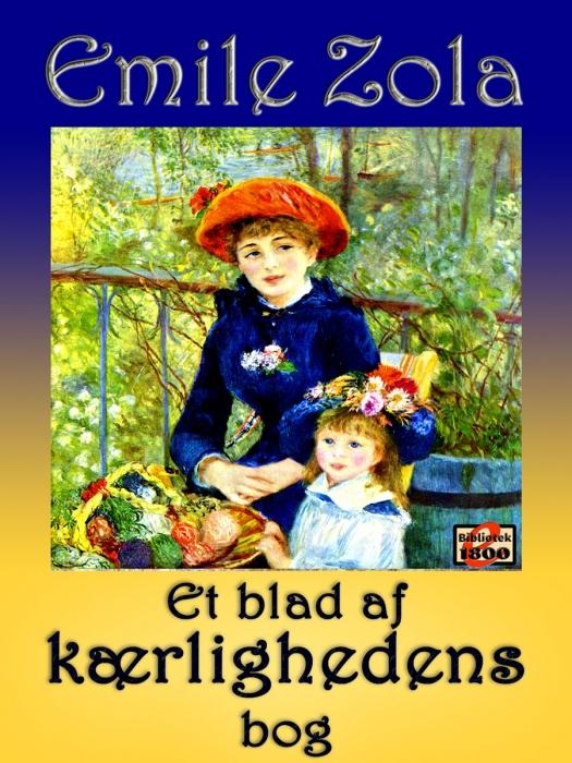 Image of Et blad af kærlighedens bog (E-bog)