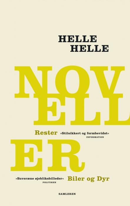 helle helle – Noveller (e-bog) på bogreolen.dk