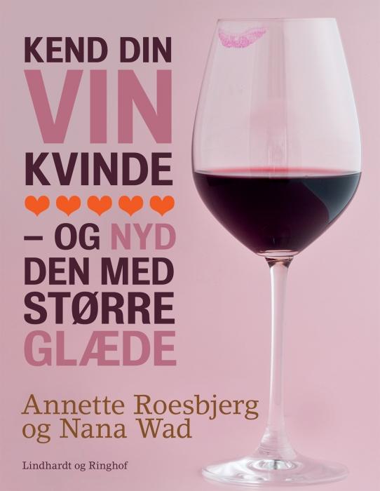 Billede af Kend din vin kvinde (E-bog)