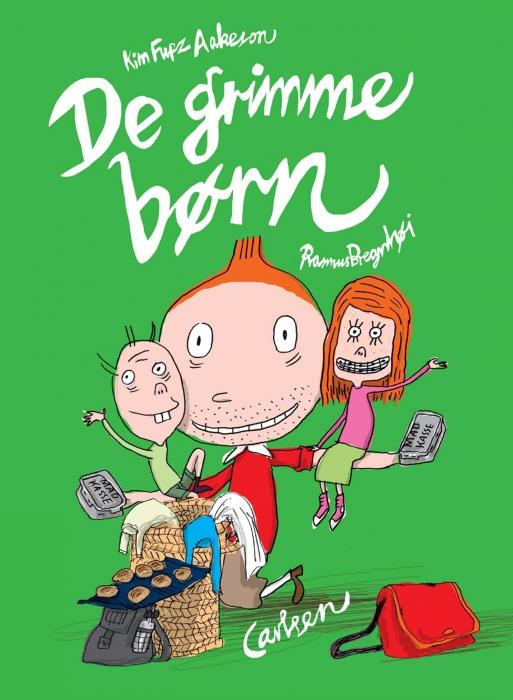 De grimme børn (e-bog) fra kim fupz aakeson på bogreolen.dk