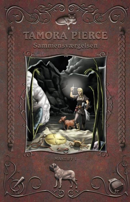 tamora pierce Mastiff #1: sammensværgelsen (e-bog) på bogreolen.dk