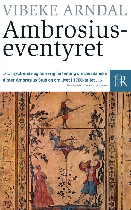 Ambrosiuseventyret (e-bog) fra vibeke arndal på bogreolen.dk
